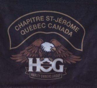 Adhésion du HOG Chapitre de St-Jérôme